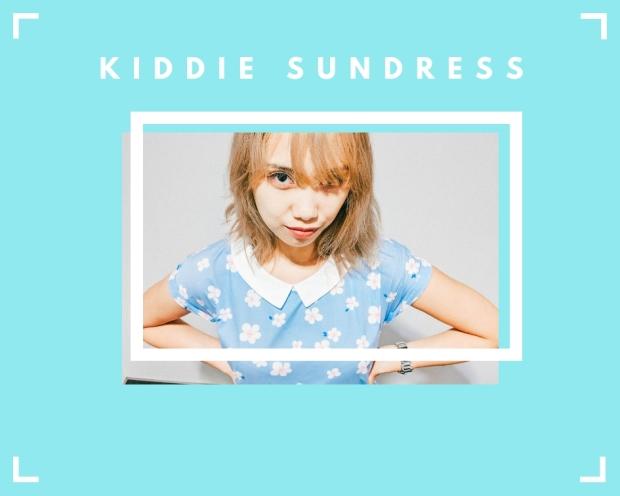 kiddie sundress